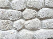 Texture en pierre de poteau Photo libre de droits