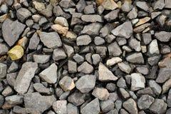 Texture en pierre de roche sur le mur de fond Photos libres de droits