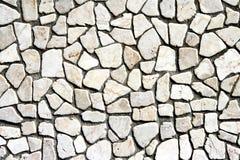 Texture en pierre en pierre blanche images libres de droits
