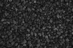 Texture en pierre monochrome, niveau extérieur de roche, fond de caillou pour le site Web ou périphériques mobiles photographie stock libre de droits