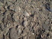 Texture en pierre normale Photographie stock libre de droits