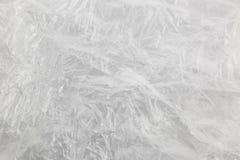 Texture en plastique Images stock