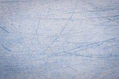 Texture en plastique bleue grunge Image libre de droits