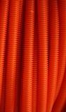 Texture en plastique de tube Photographie stock libre de droits