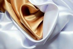 Texture en soie photo libre de droits