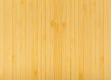 Texture en stratifié de plancher de bambou Photographie stock libre de droits