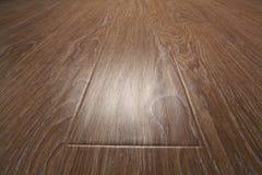 Texture en stratifié de planches de plancher photographie stock