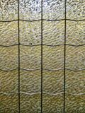Texture en verre Image libre de droits