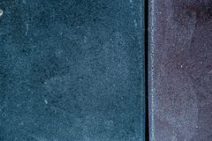 The texture is erased, damaged concrete coating.  royalty free stock photo
