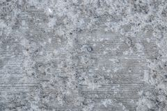 The texture is erased, damaged concrete coating.  royalty free stock photos