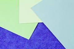 Texture et couleurs bleues photo libre de droits