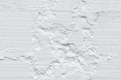 Texture et fond concrets blancs Photos stock
