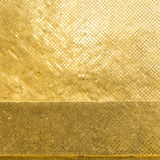 Texture et fond d'or photo stock