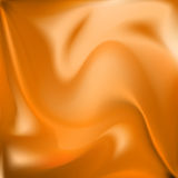 Texture et fond de caramel de thé de lait illustration de vecteur