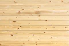 Texture et fond de planche en bois de pin images stock