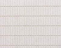 Texture et fond du bloc en pierre blanc images stock