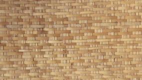 Texture et fond en bambou Image stock