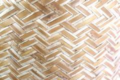 Texture et fond en bambou images stock