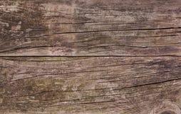 Texture et fond en bois Modèle en bois âgé de texture de planches Surface en bois photos stock