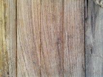 Texture et fond en bois verticaux de mur Portes et fenêtres Image libre de droits