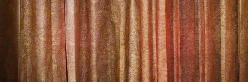 Texture et lumière du soleil de rideau de fenêtre images libres de droits