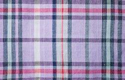 Texture et modèle de tissu Images stock