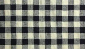 Texture et modèles de tissu Photo libre de droits