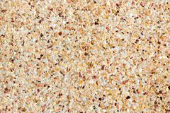 Texture of exposed aggregate finish flooring, non slip. Texture of the exposed aggregate finish flooring, non slip royalty free stock photography