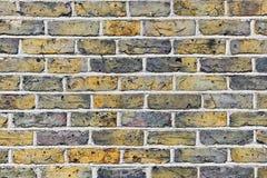 Texture extérieure de vieux mur de briques Image stock