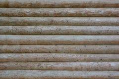 Texture extérieure en bois de photo de fond Photographie stock libre de droits