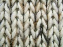 Texture extrême de laines de plan rapproché Image libre de droits
