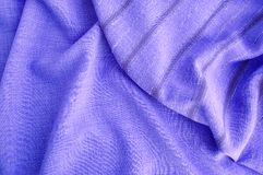 The texture of the fabric Royalty Free Stock Image
