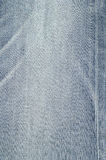 Texture fabric bleach blue jeans Royalty Free Stock Photo