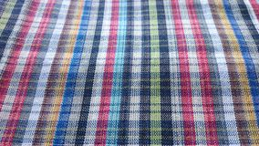Texture. Fabric cloth background blanket woven Royalty Free Stock Photos