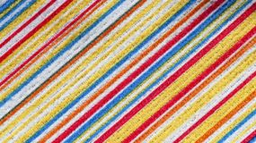 Texture of fabric with colorful pattern diagonal  line. Texture of fabric with colorful pattern diagonal line.  Microfiber Royalty Free Stock Photo
