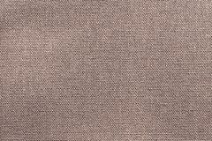 Texture fabric of contrast brown color Stock Photos