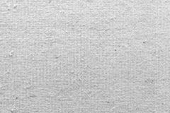 Texture of fabric from cotton wool. For background Royalty Free Stock Photography