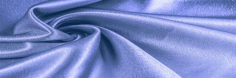 texture, Fabric made of silk fabric, metal thread. metallic shee royalty free stock image
