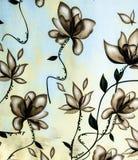 Texture fabric of rose Royalty Free Stock Photos