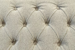 Texture of fabric sofa Stock Photography
