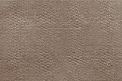 Texture Fabric For A Textile Background Of Gray Brown Color Stock Photography