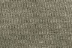 Texture fabric for a textile background of gray green color Stock Photos