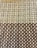 Texture of fabric. Of two tone Royalty Free Stock Photography