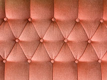 Texture of fabric vintage sofa Royalty Free Stock Photography