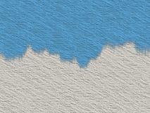 Texture fabriquée à la main de papier coloré. Milieux de papier peint Photos libres de droits