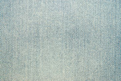 Texture of faded jeans fabric Stock Photo