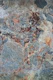 Texture, fausse surface de marbre grise orange photos stock