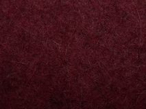 The texture of the felt material Royalty Free Stock Photography