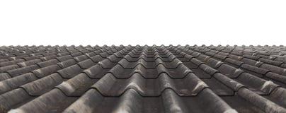 Texture of fiber cement roof sheet Stock Photos