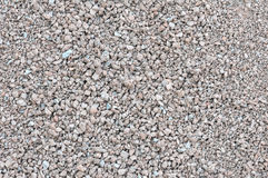 Texture, fine gravel Royalty Free Stock Images